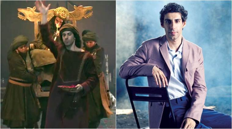 Padmaavat actor Jim Sarbh talks about the his role in the film