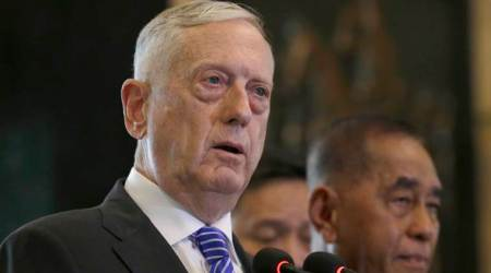 Diplomacy should impose reason on North Korea's Kim Jong Un, says Jim Mattis