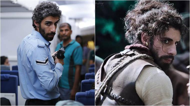 Jim Sarbh films Neerja and Raabta