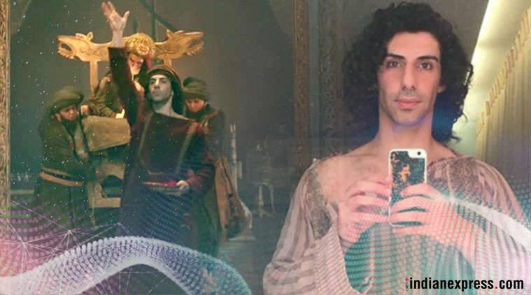 Jim Sarbh in Padmaavat