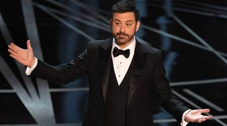 Oscars 2018: The Academy launches poster featuring Jimmy Kimmel