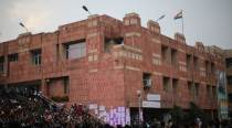 Lockdown in JNU as admin removes dept heads; students oppose reforms