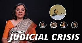 Opinion   Why Is CJI Dipak Mishra Not Resolving The Judicial Crisis?