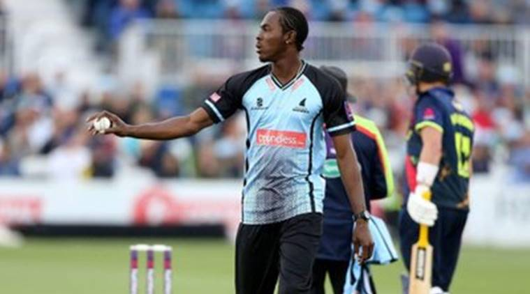 Rule change could see Jofra Archer playing for England at World Cup