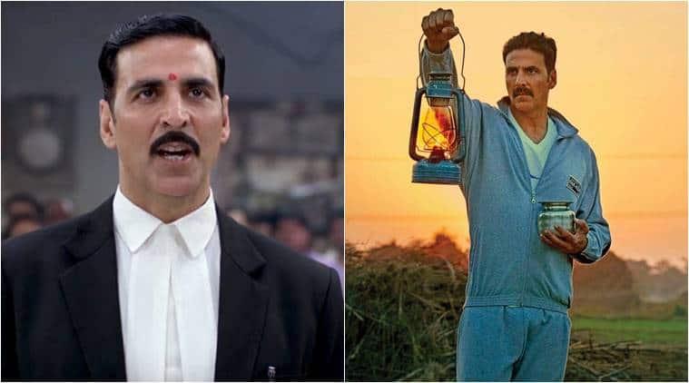 Akshay Kumar in Jolly LLB 2 and Toilet Ek Prem Katha