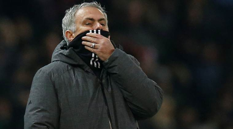 Utd 'fear' Mourinho may resign after 'third-season syndrome'