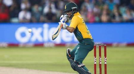 JP Duminy to lead South Africa in T20 series againstIndia