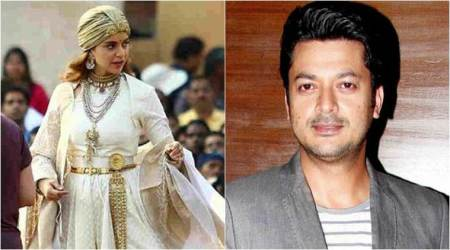 Manikarnika actor Jisshu Sengupta on co-star Kangana Ranaut: She is like a true goddess on sets