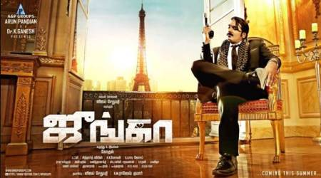 Junga first look: Vijay Sethupathi continues to take the uncharted route