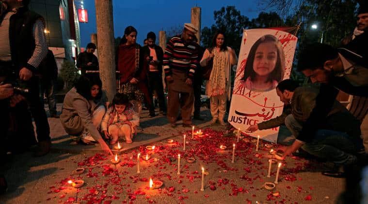 Pakistan child rape, Justice for Zainab, Kasur, Pakistan child murdered, Pakistan murder rape case, Pakistan News, Indian Express