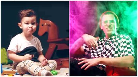 VIDEO: Justin Timberlake's 'Filthy' gets a DAD version, and most parents will relate to it