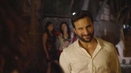 Kaalakaandi movie review: Saif Ali Khan stands out in lacklustrefare