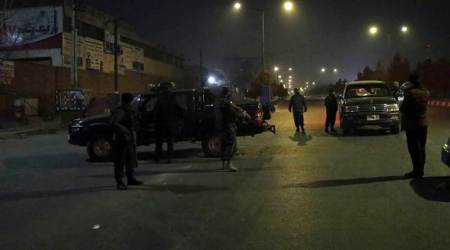 Kabul attack: At least five feared dead as gunmen storm Intercontinental Hotel, 100 hostages rescued