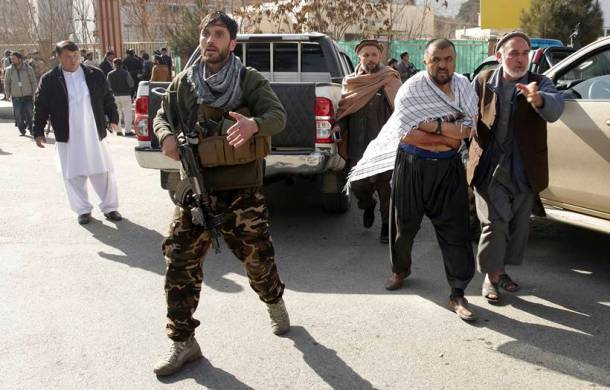 Heart-wrenching pictures of Kabul blast aftermath