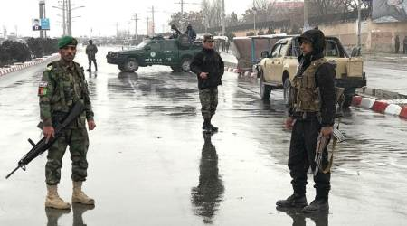 US sees Haqqani network behind ambulance bombing in Kabul