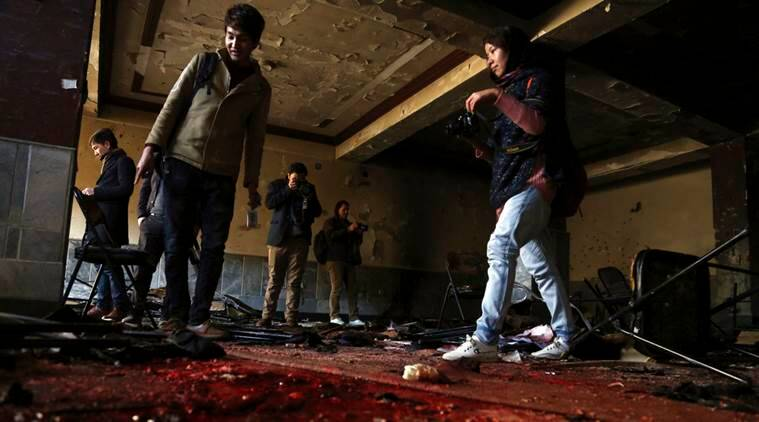 At least 20 killed, wounded in Kabul attack: official