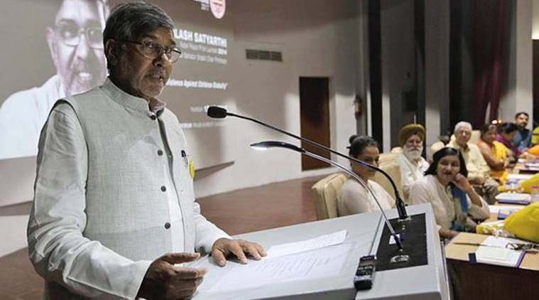 Satyarthi pitches for global agency to probe sex trafficking