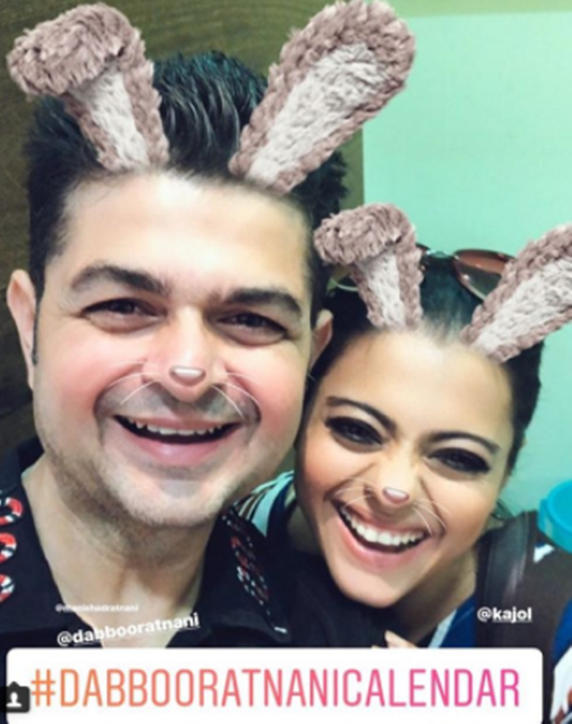 kajol photos, kajol snapchat filter, Dabboo Ratnani calendar images, Dabboo Ratnani 2018 calendar, Dabboo Ratnani photos, indian express