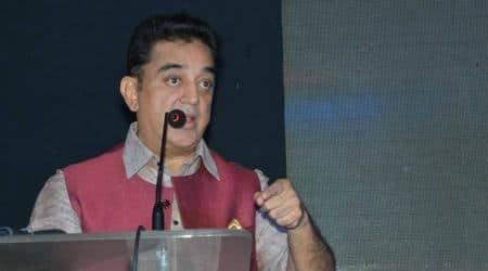 Kamal Haasan, Kamal Haasan politics, Tamil Superstar Kamal Hasaan, ramesh bala, rajinikanth, Tamil Nadu Politics, Tamil Nadu News, Indian Express News