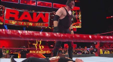 WWE Raw Results: Brock Lesnar suffers Kane's fury before Royal Rumble