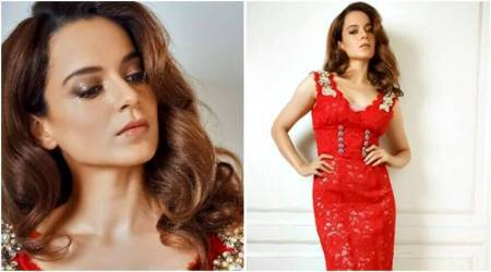 Kangana Ranaut continues her love affair with red gowns in 2018 like a true fashion queen