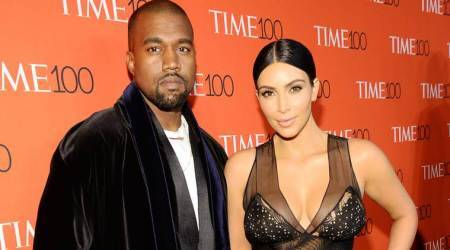 Kim Kardashian names newborn baby Chicago, announces on Twitter
