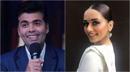 Karan Johar denies signing Manushi Chhillar for Student of The Year 2