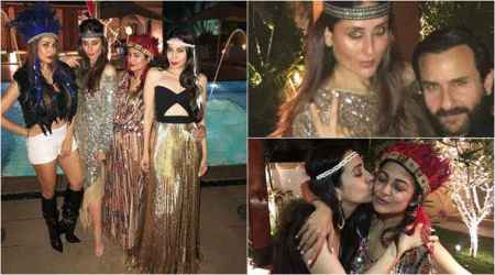 Inside Amrita Arora's 40th birthday bash: Kareena, Karisma, Malaika and Saif make the day eventful