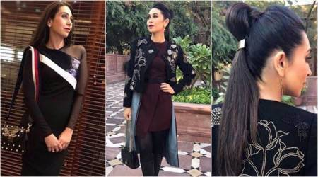 Karisma Kapoor has the perfect outfits for a party night and a winter brunch