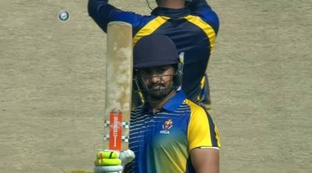 Syed Mushtaq Ali T20 Trophy: Karun Nair slams 48-ball century against Tamil Nadu