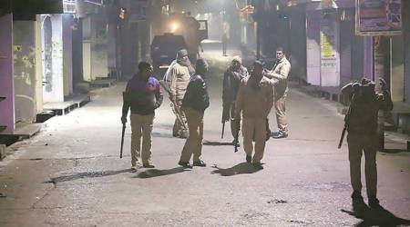 Kasganj violence: One killed, one injured after shots fired during communal clash