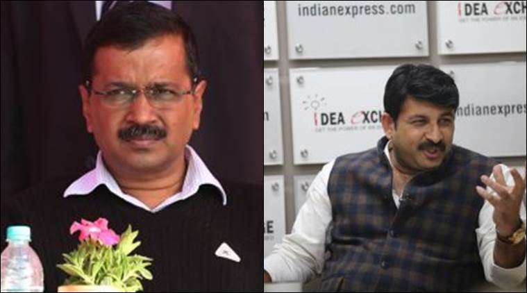 delhi, delhi sealing drive, arvind kejriwal, manoj tiwari, aap, bjp, anil baijal, delhi markets shut, indian express