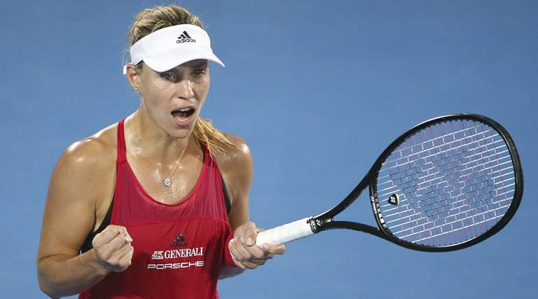 Dominant Angelique Kerber to face Ashleigh Barty in Sydney final