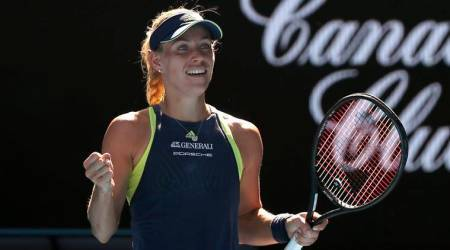 Australian Open: Angelique Kerber revival meets Maria Sharapova roadblock as Melbourne cools