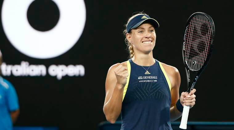 Heating up: Sharapova vs Kerber in 3rd round; Muguruza out