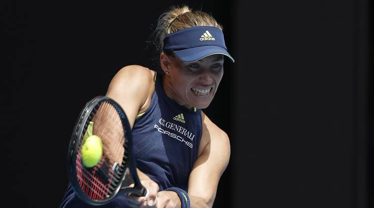 Keys has no answer to Kerber strike-power