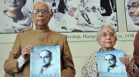 Netaji Subhash Chandra Bose Birthday, Subhash Chandra Bose Birthday, Netaji Birthday, WB Governor, Keshari Nath Tripathi, West Bengal Governor Keshari Nath Tripathi, Kolkata News, Indian News, Indian Express, Indian Express News