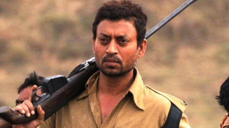 Irrfan Khan Paan Singh Tomar