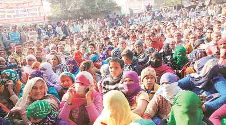 Khaps protest removal of houses near Harappa-erasite