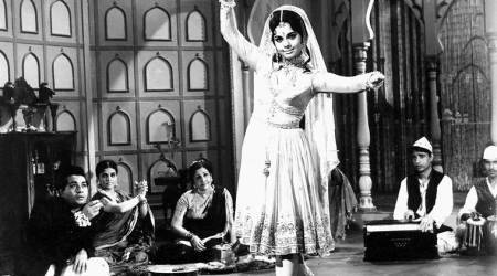 'Courtesans brought older aesthetic traditions to the new nation'