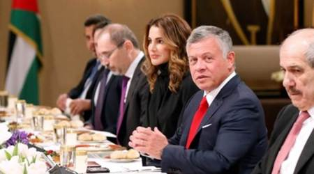 Jordan MPs to approach King Abdullah II for permission to conduct an early session over tax hikes. (File)