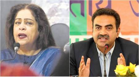 Chandigarh Mayor post: It's Kirron Kher vs Sanjay Tandon now