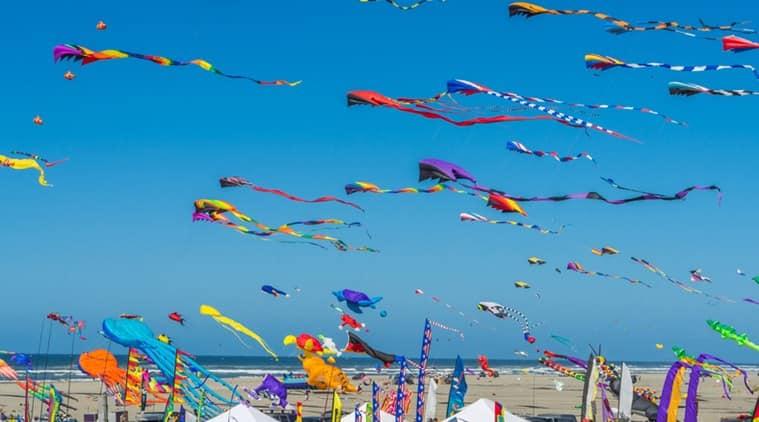 Telangana Tourism Department, kite festival, Telangana kite festival, 2018 kite festival