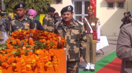 BSF chief says, 'Situation 'tense' at LoC, directed troops to teach Pakistan a lesson'