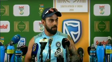 Virat Kohli loses his cool during post-match presser, watch video