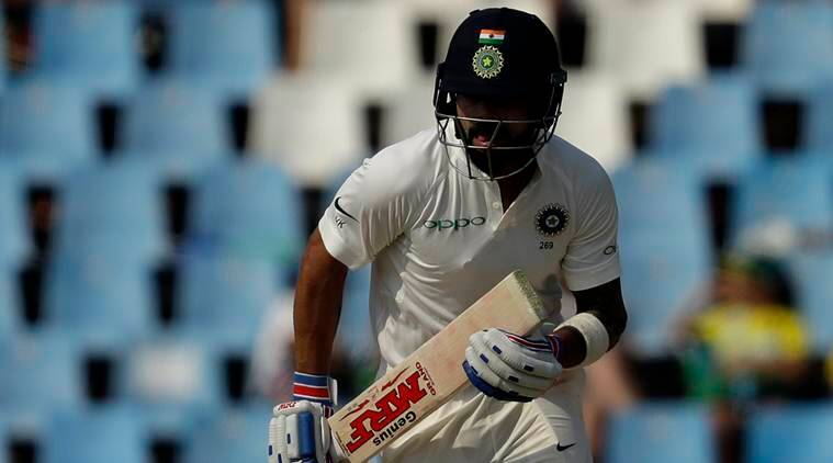 Brilliant Kohli leads India resistance against South Africa