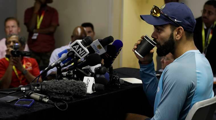 Aura disappearing but Virat Kohli is determined to salvage something at Wanderers