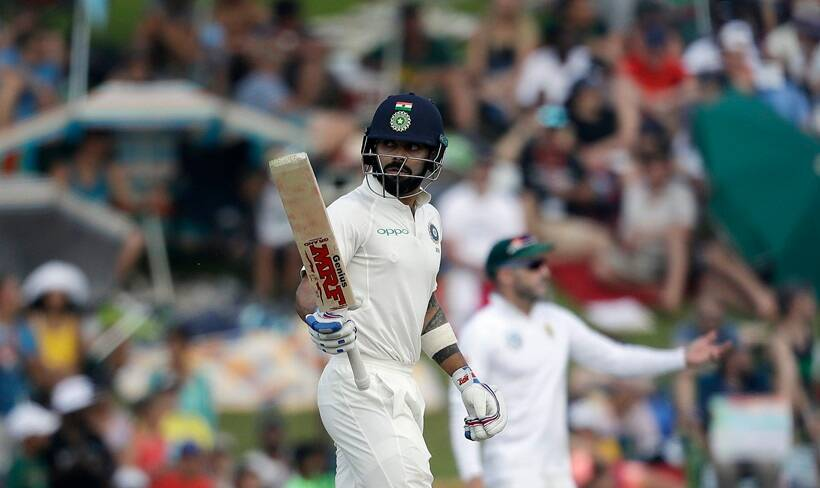 Kohli's blitzkrieg not enough to dampen SA