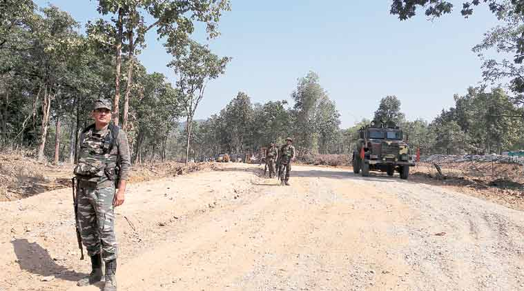 Chhattisgarh, Chhattisgarh fake encounter, CRPF Maoists encounter, Godelguda maoist encounter, Chhattisgarh news, indian express