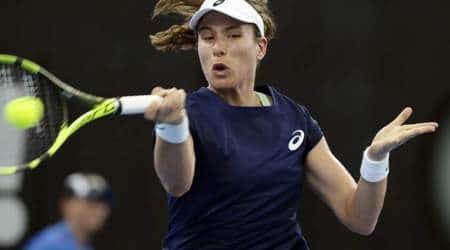 Johanna Konta beats Madison Keys; Elina Svitolina advances inBrisbane